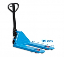 the SMART, 95 cm long, 2,5 t capacity BF950